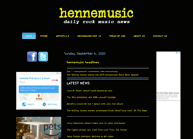 Hennemusic.com