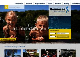hennesee-tourismus.de