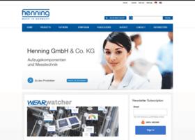 henning-gmbh.de