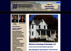 henningerlaw.com