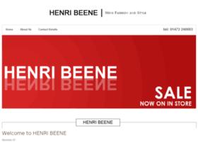 henribeene.com