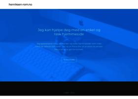 henriksen-rom.no