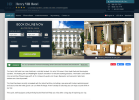 henry-viii-london.hotel-rez.com