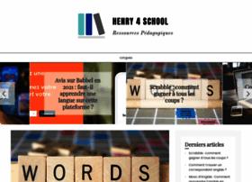 henry4school.fr