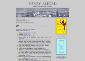 henryalford.com