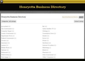 henryettabusiness.com