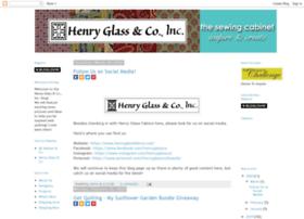 henryglassfabrics.blogspot.com