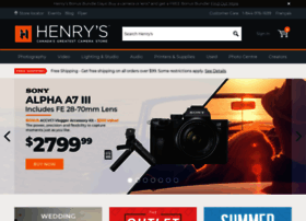 henrys.com