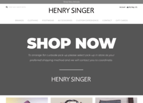 henrysinger.com