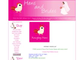 hensandbrides.com.au
