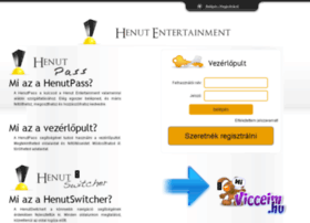 henutentertainment.hu