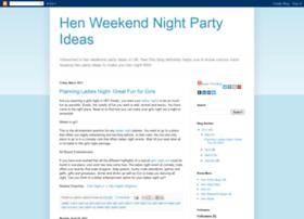 Henweekendideas.blogspot.com