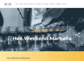 henweekendmarbella.com
