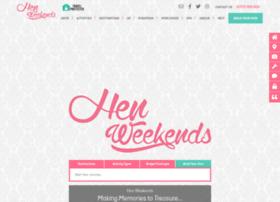 henweekends.co.uk