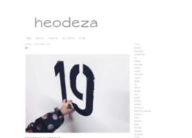 heodeza.blogspot.com