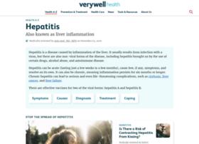 hepatitis.about.com