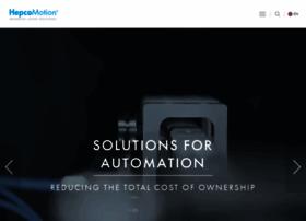 hepcomotion.com