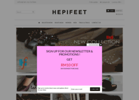 hepifeet.com