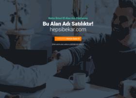 hepsibekar.com