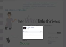 her3littlethinkers.com