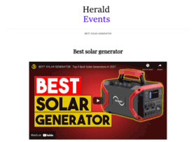 herald-events.com