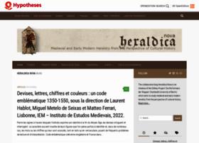 heraldica.hypotheses.org