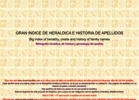 heraldicapellido.com