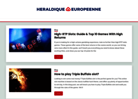 heraldique-europeenne.org