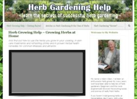 herb-gardening-help.com
