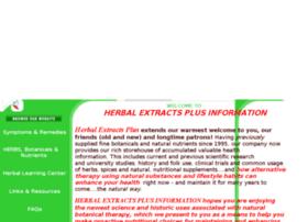 herbalextractsplus.com