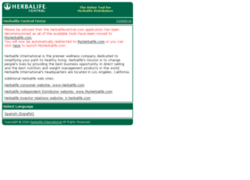 herbalifecentral.com