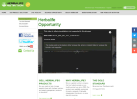 herbalifeopportunity.com