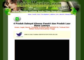 herbalmantap.com