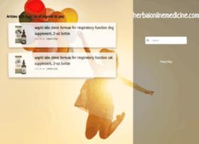 herbalonlinemedicine.com