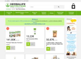 herbalshopnutricional.net