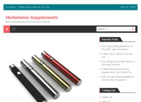 herbalwisesupplements.com
