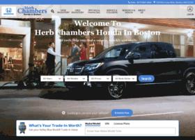 herbchambershondainboston.com