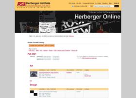 herbergeronline.asu.edu