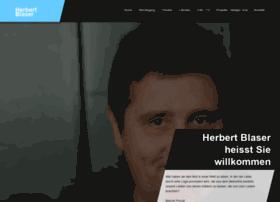 herbert-blaser.ch