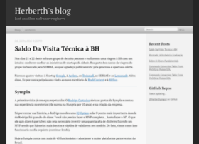 herberthamaral.com