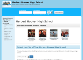 herberthooverhighschool.org