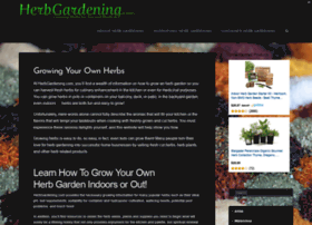 herbgardening.com