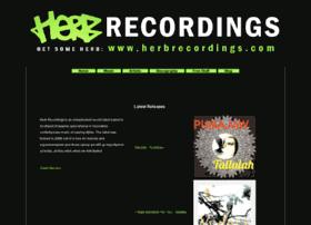 herbrecordings.com