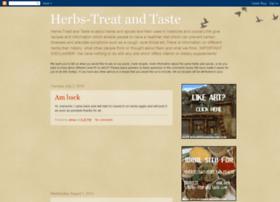 herbs-treatandtaste.blogspot.ca