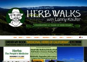herbwalks.com