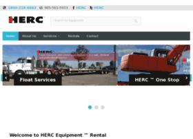 hercequipment.com
