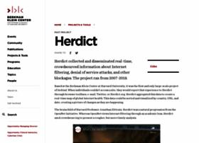 herdict.org