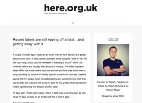 here.org.uk