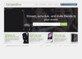 hereandlive.com