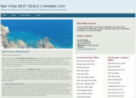 herebali.com